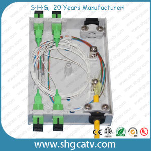 FTTX Mini Optical Fiber Terminal Box (FTB-02) pictures & photos