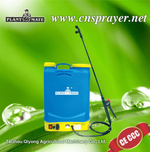 Agricultural Electric Knapsack Sprayer (HX-16A-5) pictures & photos