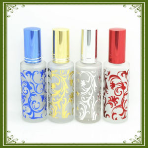 Factory Wholesale Hot Stamping Foil for Glass Perfume Bottle pictures & photos