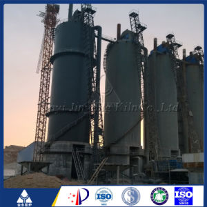 Newly Designed Vertical Shaft Kiln for Lime Production Line pictures & photos