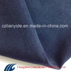Df73 9.8oz High Stretch Indigo Denim Fabric for Leggings