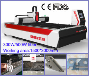 Fiber Laser Cutting Machine for Stainless Steel Sheet pictures & photos