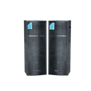 Double 8 Inches Active Stage Speaker with USB/SD (MD-210)