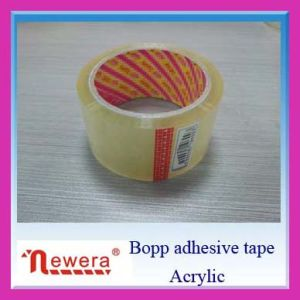 Chinese Manufacturer BOPP Adhesive Packing Tape pictures & photos