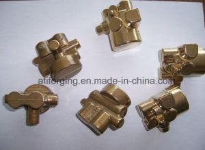 Steel Machine Parts/ Stainless Steel Forging /Brass Forging Aluminum Forging / Welding Machine Textile Machine Part CNC Machining Valve Part pictures & photos