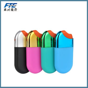 Pocket Sized Portable Travel 15ml PP Credit Card Perfume Spray Bottles pictures & photos