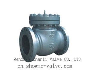 Cast/Carbon Steel API Swing Check Valve pictures & photos