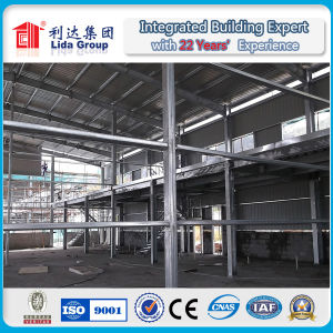 Prefabricated Metal Disassemble Warehouse Steel Structure Fabricated pictures & photos