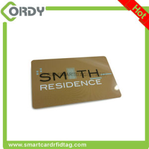Glossy lamination 125kHz tk4100 Read only proximity cards pictures & photos
