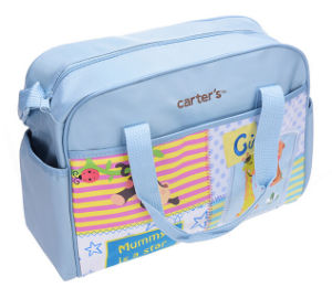 Factory Supply Changing Pad Multifuctional Outdoor Travel Baby Diaper Bag pictures & photos