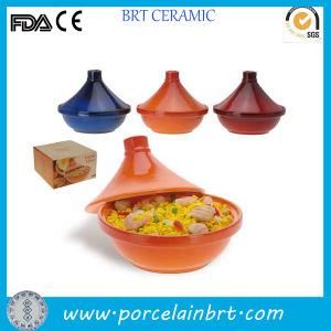 Funtional Ceramic Moroccan Tagine Cookware pictures & photos