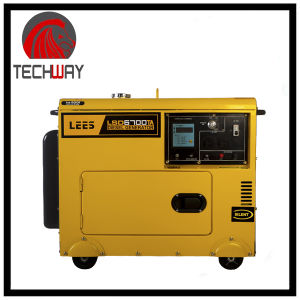 4.6kVA Air-Coold Type Diesel Generator (TWDG6700T) pictures & photos
