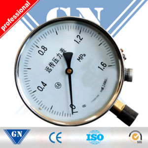 Electric Pressure Gauge/Steam Pressure Gauge pictures & photos