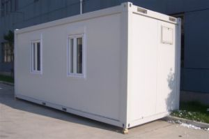 Easy and Quick Assembly Container House for Residential Living Home pictures & photos