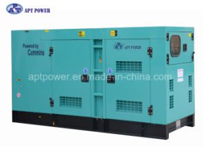 Water Cooled 3phase 50Hz Diesel Generator pictures & photos
