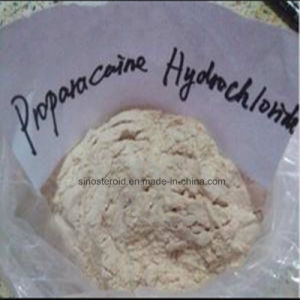 Local Anesthetic Drugs Proparacaine Hydrochloride / Proparacaine HCl CAS 5875-06-9 pictures & photos