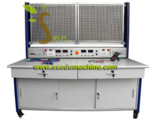 Industrial Traning Equipment Electrician Training Workbench Electrician Trainer Didactic Equipment