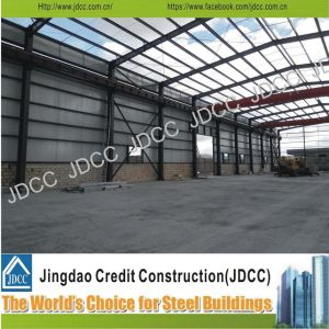 Modern Style Steel Structure Buildings pictures & photos
