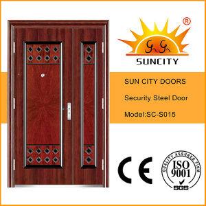 Steel Door Frame Photos Steel Door Design (SC-S015) pictures & photos