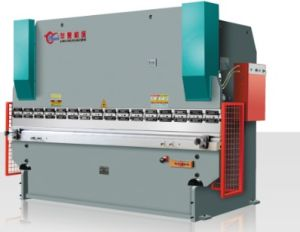 Hydraulic CNC (NC) Sheet Metal Plate Bending Machine pictures & photos