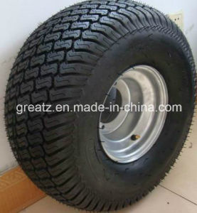 Best Selling Qingdao Rubber Wheels 4.00-8 pictures & photos