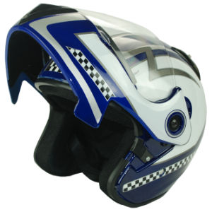 Cheap Flip up Motorcycle Helmet (ST-812)