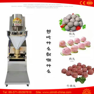 Food Meatball Forming Maker Rolling Meat Ball Making Machine pictures & photos