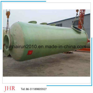 Chemical Customized FRP Storage Pressure Tank pictures & photos