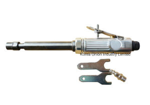 "Rear Exhaust Pneumatic Hand Grinder Price 1/4"" Die Grinder Air Extended 6"" pictures & photos"