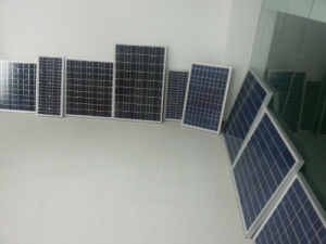 80 Watt Poly Solar Panel with Best Price and High Quality pictures & photos