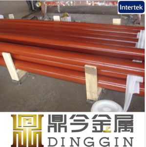 En877 Epoxy Painted Cast Iron Pipe Supplier pictures & photos
