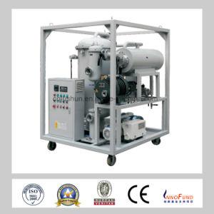 Zja-150 Double Vaucuum Mobile Tranformer Oil Filtration Plant pictures & photos