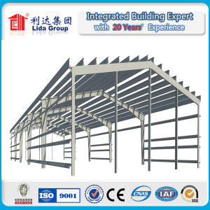 Light Metal Structure Workshop Low Cost Metalic House Structure pictures & photos