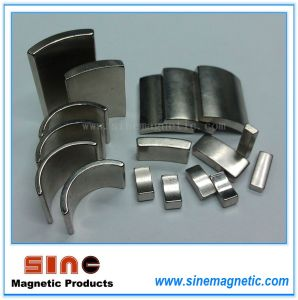 Special Shape Permanent Sintered Neodymium Magnet (NdFeB Magnet) pictures & photos