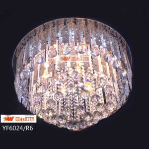 2015 New Modern Crystal Ceiling Lighting LED Light Lamp with MP3