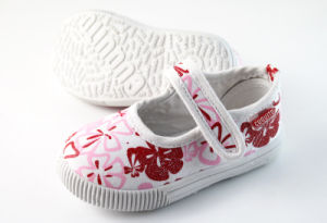 Latest Baby Shoes Infant Shoes Canvas Shoes (LB010) pictures & photos