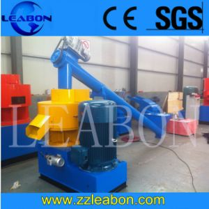Power Saving Leabon Vertical Ring Die Whole Wood Pellet Manufacture Plant pictures & photos