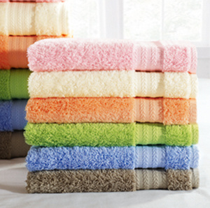 100% Combed Cotton Solid Bath Towel pictures & photos