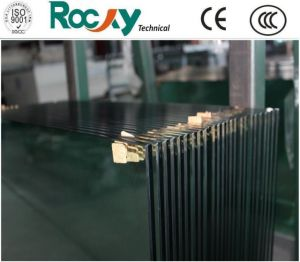4mm/5mm/6mm/8mm/10mm/12mm Agc Tempered/Toughened Glass for Building/Windows Home Appliance Refrigerator/Greezer Door pictures & photos