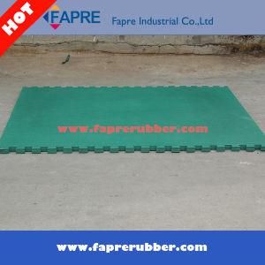 Interlocking EVA Cow/Horse Stable Wall Rubber Mat/EVA Rubber Flooring Mat. pictures & photos