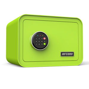 Security Digital Electronic Safe Box Green pictures & photos