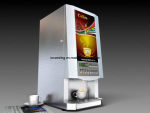 8 Selection Cafe/Coffee Vending Machine pictures & photos