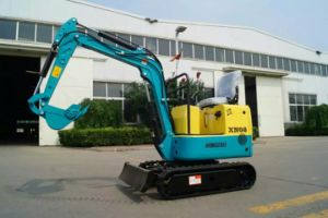 Small Track Excavator Xn08 800kg 0.025 Bucket pictures & photos