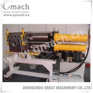 Auto Self-Cleaning Backflush Screen Changer for Plastic Sheet Extrusion Machine pictures & photos