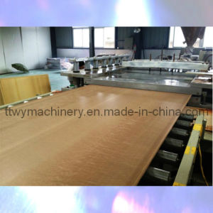 WPC Machine, WPC Profile Board Production Line pictures & photos