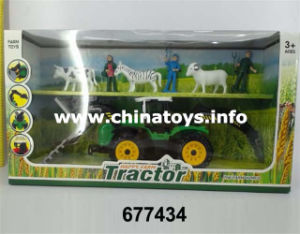 Friction Farmer Truck Car Vehicle Toy (677434) pictures & photos