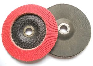 High Quality Coated Abrasive Polishing Flap Disc Made in China pictures & photos