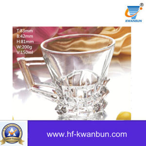 Glass Mug for Beer or Drinking Kitchenware Kb-Jh06086 pictures & photos