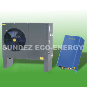 EVI Split Low Ambient Temperature Air to Water Heat Pump (11.8KW)