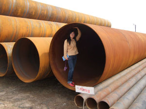 36 Inch API 5L Seamless Pipe Widely Used in Oil and Gas Filed
